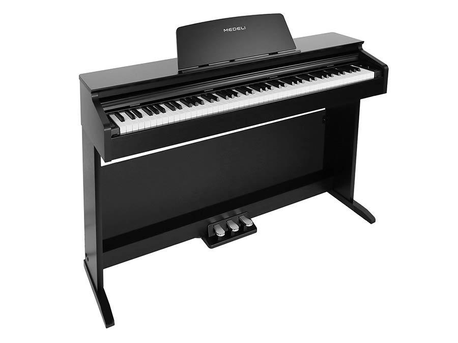 PIANO MEDELI DP 260 BK