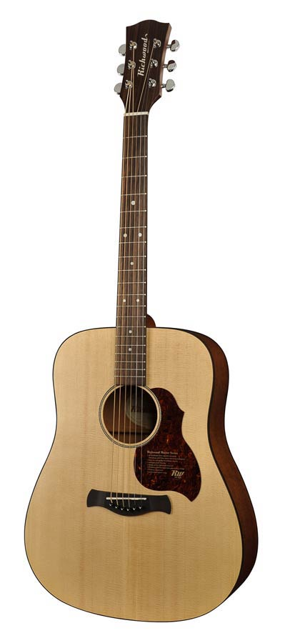 GUITARE FOLK RICHWOOD D-20-E Master Séries guitare dreadnought