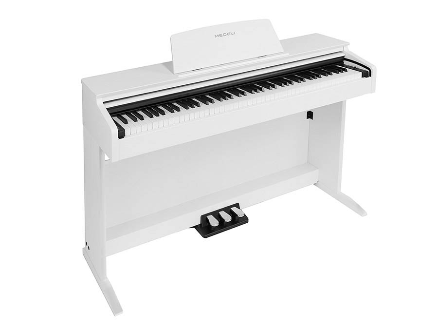 PIANO MEDELI DP 260 WH