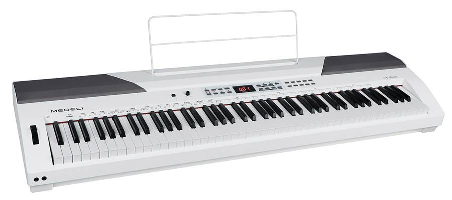 PIANO MEDELI SP4000 WH