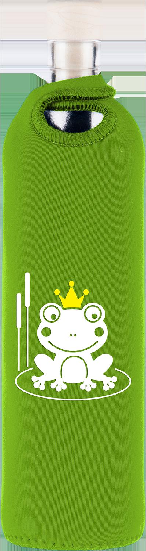 Flaska_front_frog