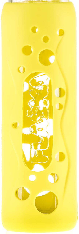 Housse GRIP jaune soleil