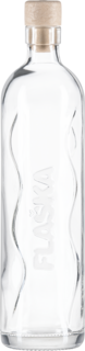 bouteille nue