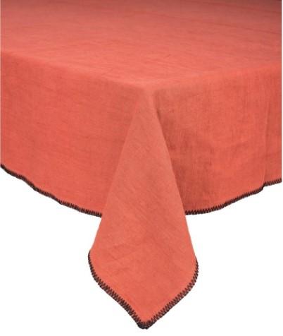 nappe et serviette letia argile