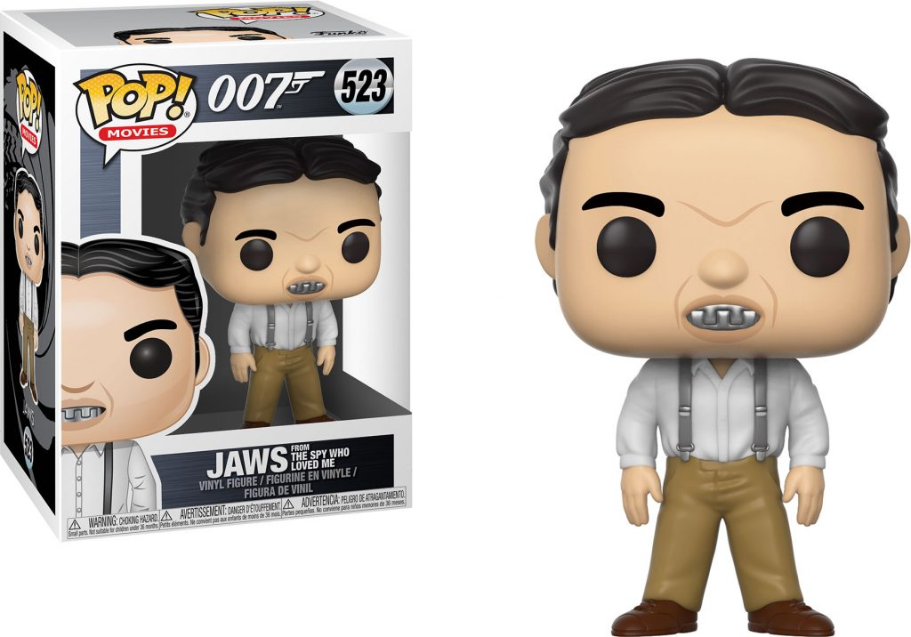 007 Jaws from The Spy Who Loved Me Numéro 523