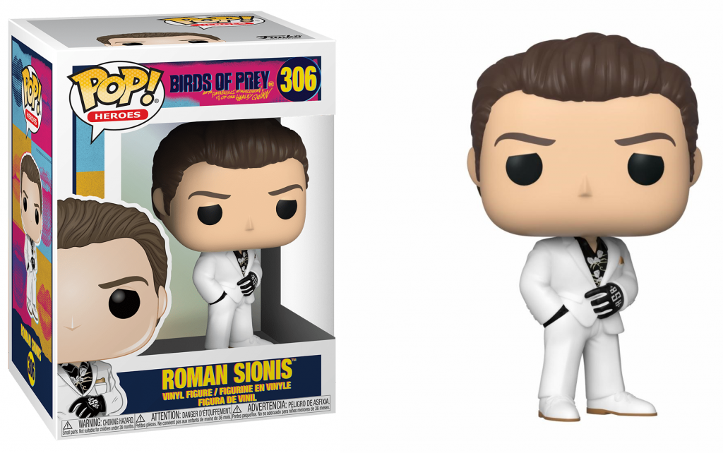 Birds of Prey - Roman Sionis (White Suit) with Chase Numéro 306