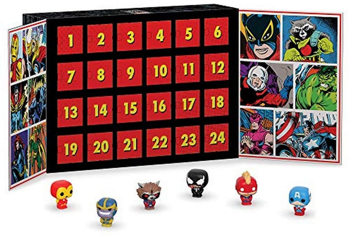 CALENDRIER MARVEL 80 YEARS