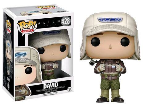 FUNKO POP! ALIEN: COVENANT - DAVID Numéro 428