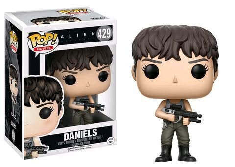 FUNKO POP! ALIEN: COVENANT - DANIELS Numéro 429