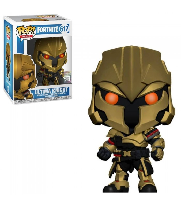 Funko POP! Games: Fortnite - UltimaKnight Numéro 617