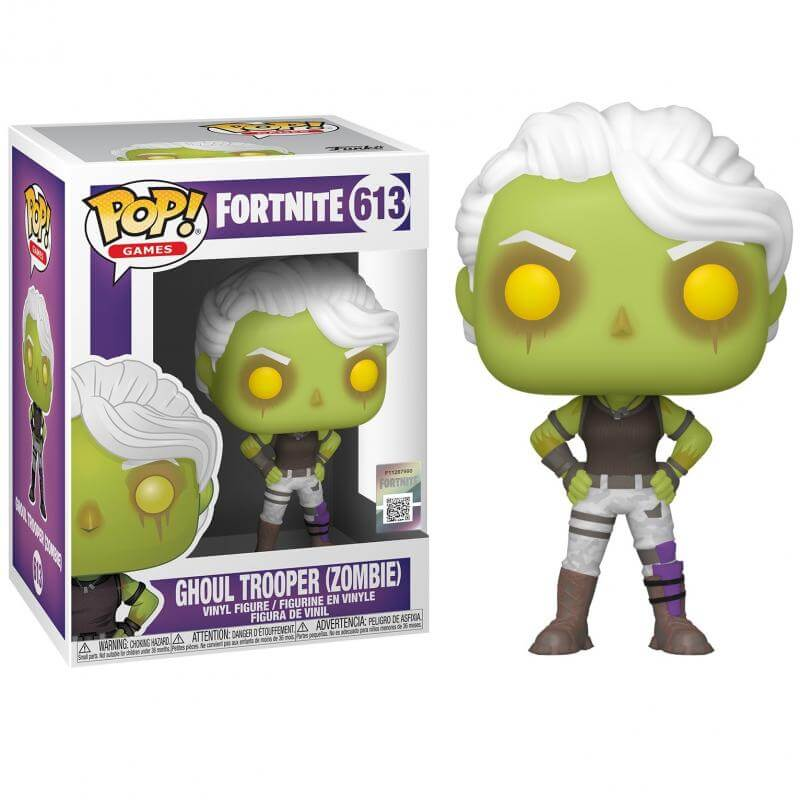 Funko POP! Games: Fortnite - Ghoul Trooper Numéro 613