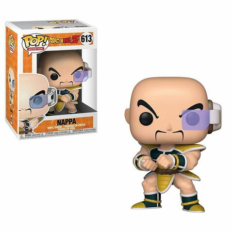 POP! Animation Dragon Ball Z - S6 Nappa Numéro 613