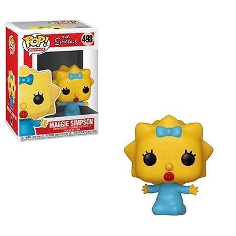 POP! Animation: The Simpsons: Maggie  Numéro 498