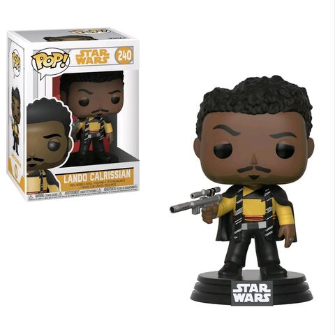 POP! Star Wars Lando Calrissian Numéro 240