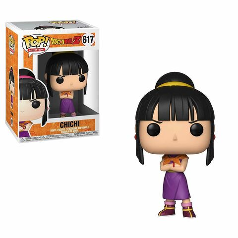 POP! Animation Dragon Ball Z - S6 Chi Chi Numéro 617