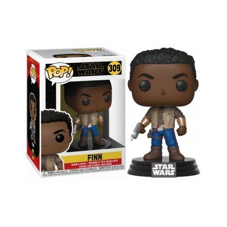 Funko POP! Star Wars Episode 9 - Finn Numéro 309