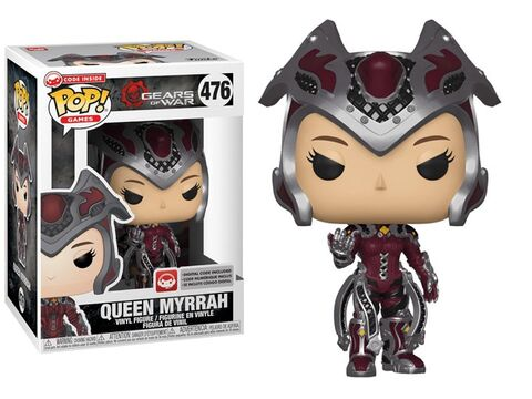 POP! Games: Gears of War S3 - Queen Myrrah Numéro 476
