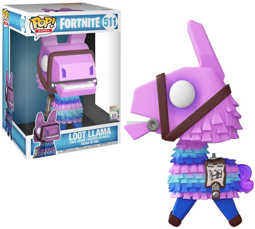 Fortnite S3 - Loot Llama Numéro 511 (BIG MODEL)