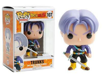 Dragon Ball Z - Trunks Numéro 107