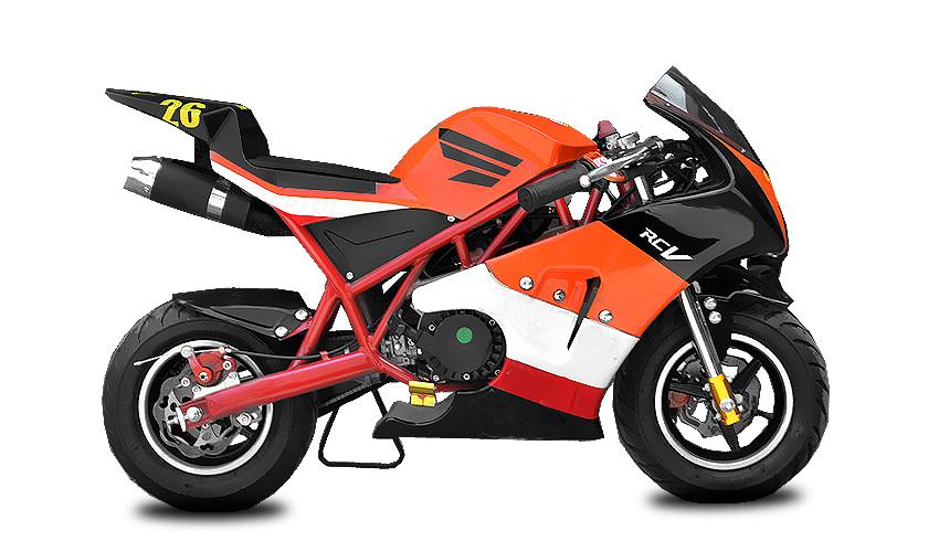 pocket bike rocket sport ps50 49cc quads bike pocket. Black Bedroom Furniture Sets. Home Design Ideas