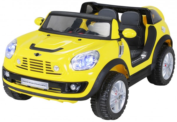 voiture l ctrique enfant bmw mini beachcomber xxl. Black Bedroom Furniture Sets. Home Design Ideas