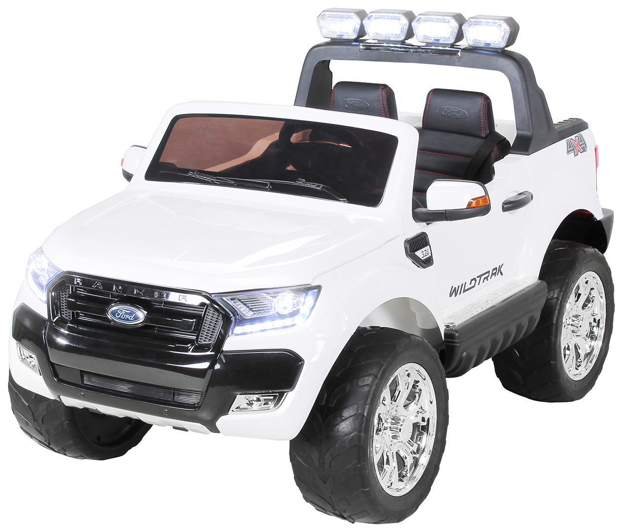 voiture lectrique enfant ford ranger mod le 2018 jouets. Black Bedroom Furniture Sets. Home Design Ideas