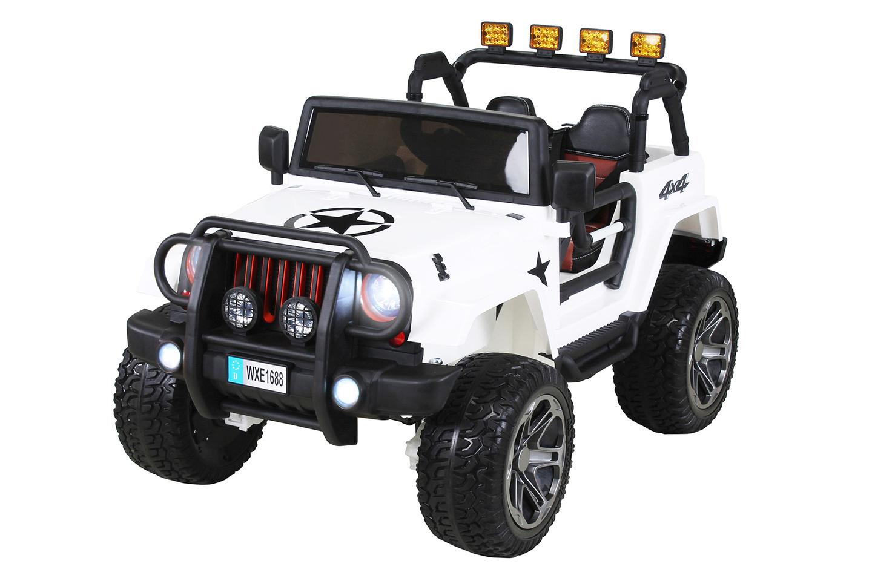 voiture lectrique enfant wrangler offroad jeep allrad jouets v hicules d 39 enfant e. Black Bedroom Furniture Sets. Home Design Ideas