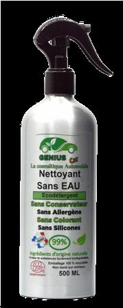 Shampooing Voiture Sans Eau Bio & Ecologique