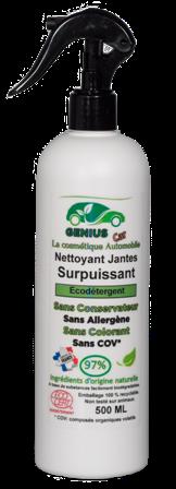 Nettoyant Jantes Surpuissant Bio & Ecologique