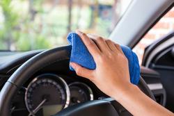 lavage interieur voiture