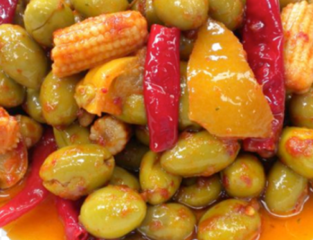 olives mexicaine