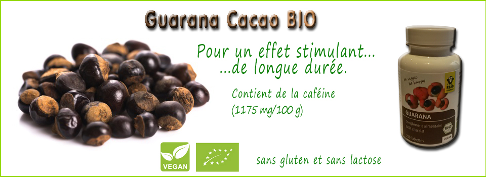 Guarana Cacao