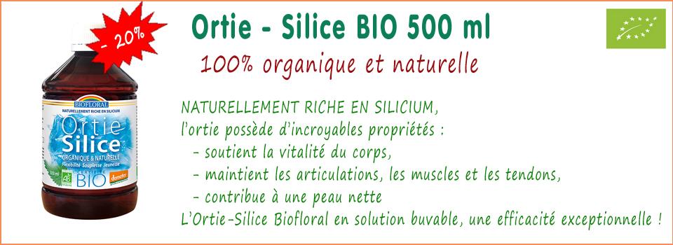 Ortie-Silice Bio 500 ml