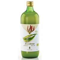 Jus d'aloe ferox BIO 1 litre - MARTERA - DLC 31/08/2020
