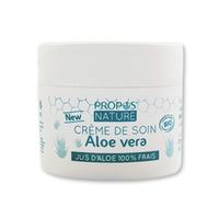 Crème aloe vera bio 50 ml - PROPOS NATURE