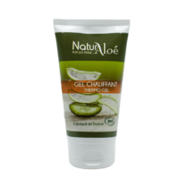 Thermo Gel à l'aloe vera 150 ml - NATURALOE