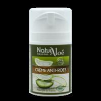 Crème Anti Rides à l'aloe vera - NATURALOE