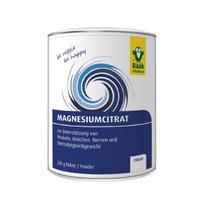 Citrate de magnésium - Poudre 200 g - RAAB