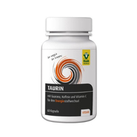 Taurine 90 capsules - RAAB