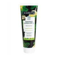 Dentifrice au charbon végétal bio Coslys
