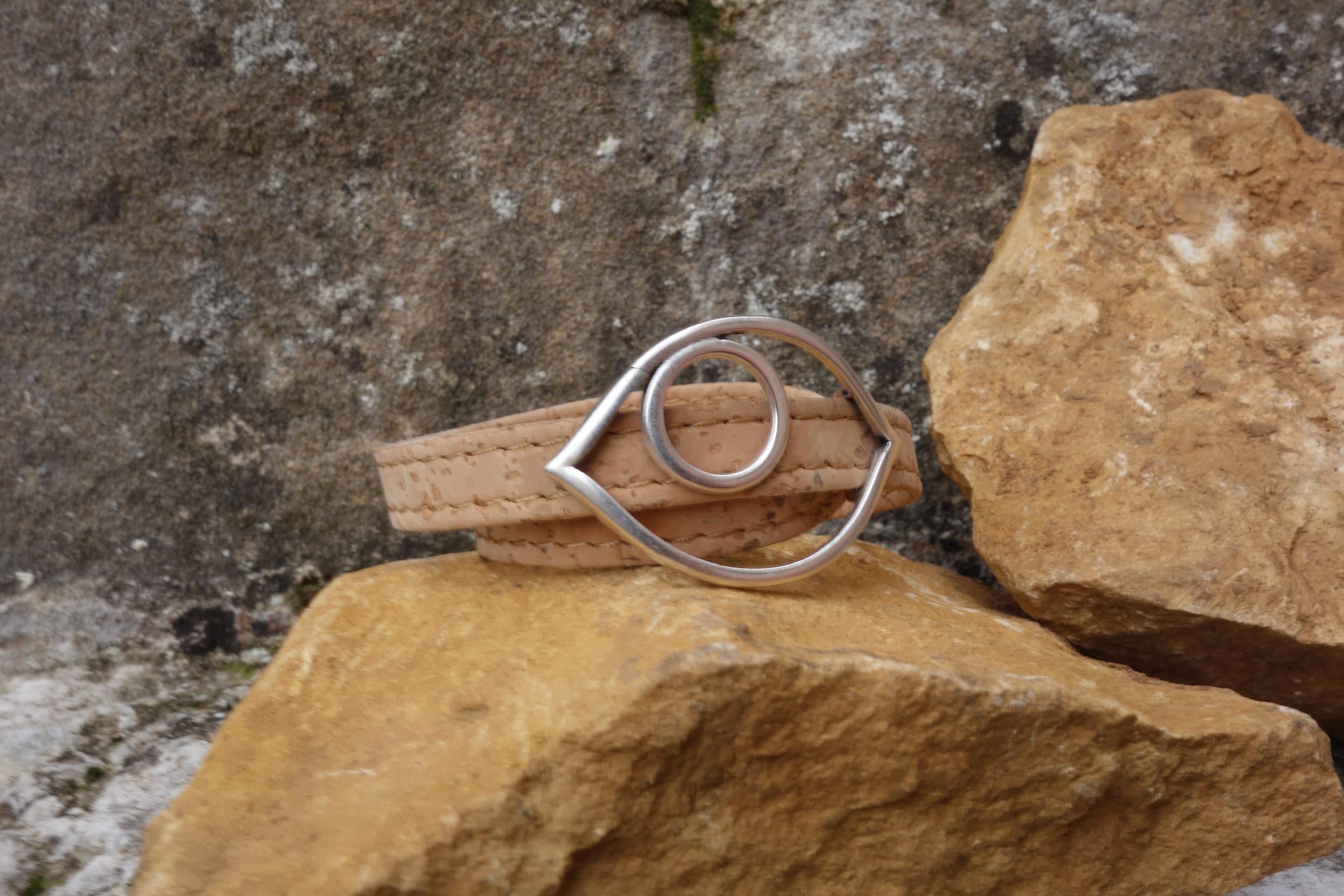 Bracelet Liège motif Oeil