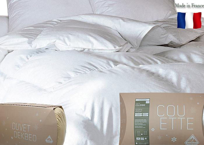 couette colombie couettes et oreillers couettes envie d 39 int rieur. Black Bedroom Furniture Sets. Home Design Ideas