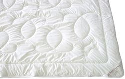 Couette naturelle en laine Delphes 200g/m²