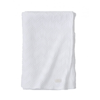 Couvre-lit Malo Blanc - 240 x 260 cm