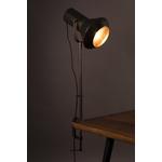 VOX table lamp allumée
