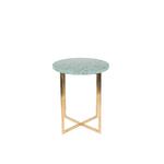 Table dappoint LUIGI ronde verte