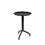 Table dappoint SHINY LIZ noire