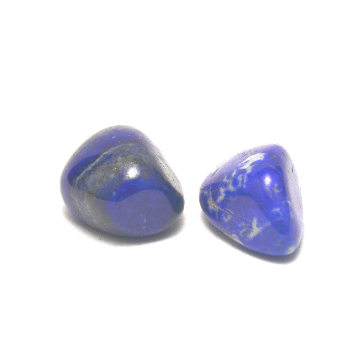 Pierre roulée lapis lazuli  naturelle