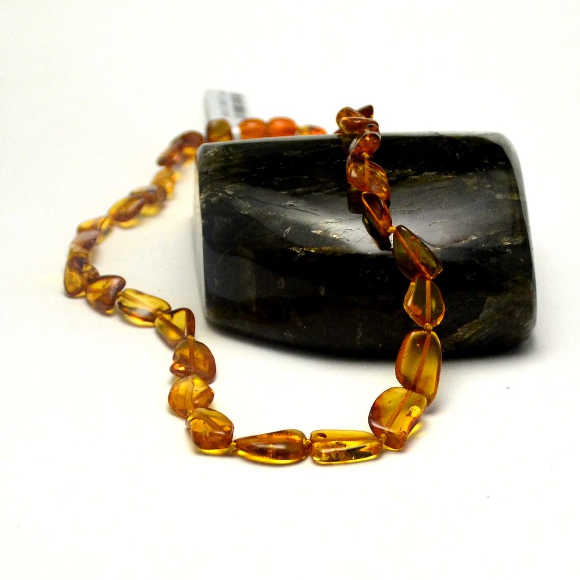 collier ambre de la mer Baltique,  44 cm