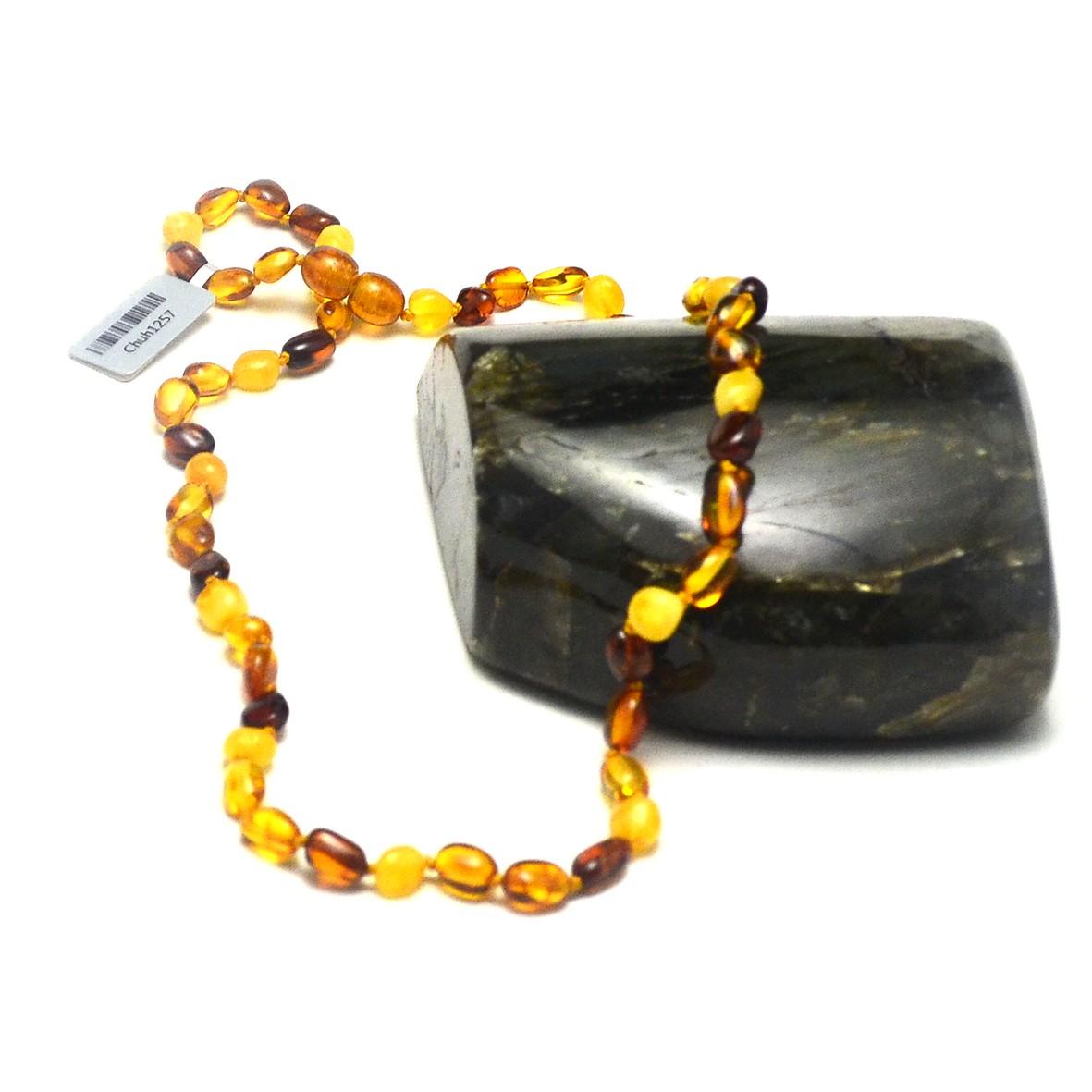 collier ambre de la mer baltique